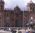Cusco, Cathedral church