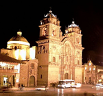 Cusco, Compania church