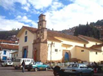 Cusco, San Blas church
