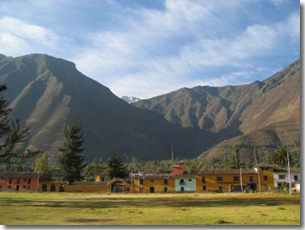 Inca Trail, Sacred Valley, Yucay