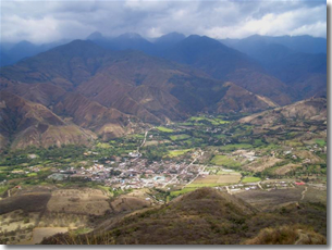 Inca Trail, Vilcabamba Valley